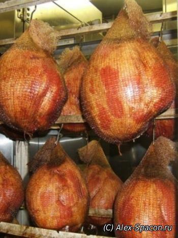 Горячее копчение мясных продуктов. Сайт Рыжакова О.И. aka Alex Spacon