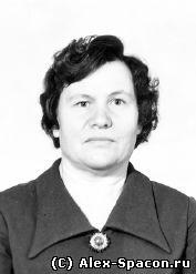 Анна Афанасьевна Шатунова