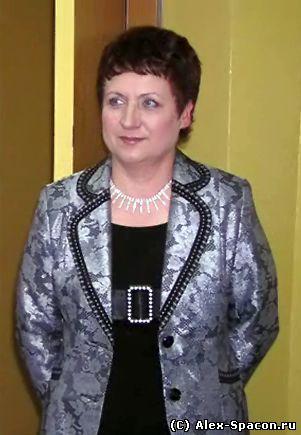 Малькова Любовь Ивановна. Фото с официального сайта города Советск Кировской области.